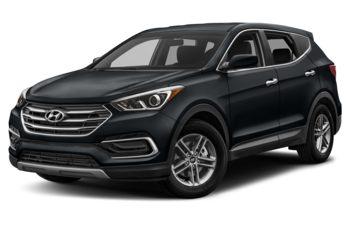2018 Hyundai Santa Fe Sport - Marlin Blue