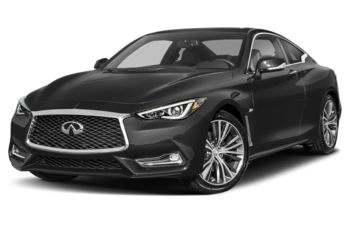 2020 Infiniti Q60 - Graphite Shadow Metallic