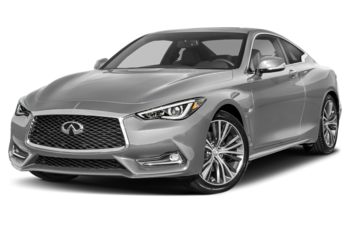 2018 Infiniti Q60 - Platinum Ice Metallic