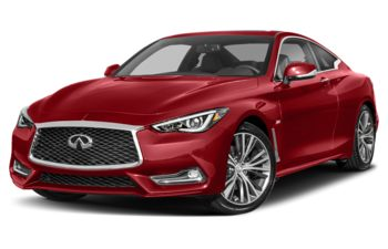2019 Infiniti Q60 - Dynamic Sunstone Red Tinted Clearcoat