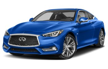 2021 Infiniti Q60 - Grand Blue Pearl