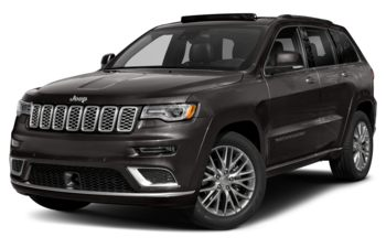 2020 Jeep Grand Cherokee - Granite Crystal Metallic