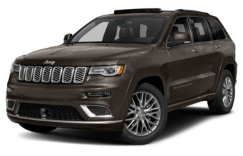 2020 Jeep Grand Cherokee - Walnut Brown Metallic