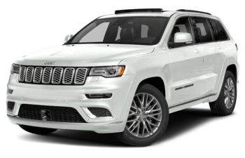 2020 Jeep Grand Cherokee - Bright White