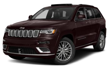 2020 Jeep Grand Cherokee - Ultraviolet Metallic