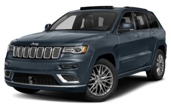 2020 Jeep Grand Cherokee - Slate Blue Pearl