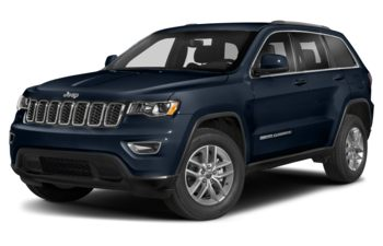 2018 Jeep Grand Cherokee - True Blue Pearl