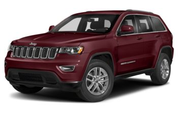 2018 Jeep Grand Cherokee - Velvet Red Pearl