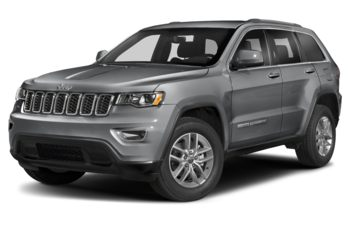 2021 Jeep Grand Cherokee - Billet Silver Metallic