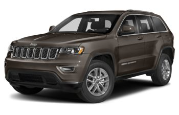 2021 Jeep Grand Cherokee - Walnut Brown Metallic