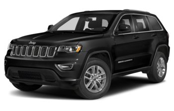 2018 Jeep Grand Cherokee - Diamond Black Crystal Pearl