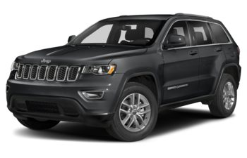 2019 Jeep Grand Cherokee - Sting-Grey