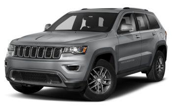 2020 Jeep Grand Cherokee - Billet Silver Metallic