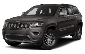 2020 Jeep Grand Cherokee - Granite Crystal Metallic