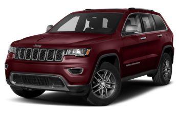 2020 Jeep Grand Cherokee - Velvet Red Pearl