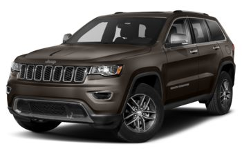 2020 Jeep Grand Cherokee - Walnut Brown Metallic