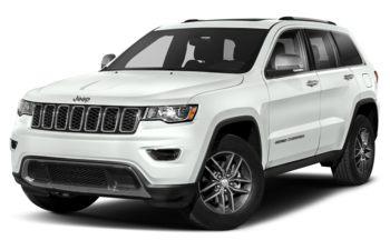 2020 Jeep Grand Cherokee - Bright White