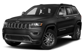 2021 Jeep Grand Cherokee - Diamond Black Crystal Pearl