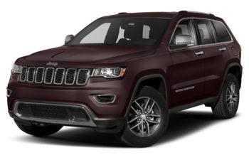 2020 Jeep Grand Cherokee - Ultraviolet Metallic