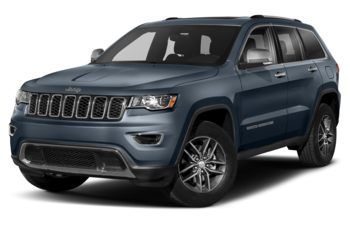 2020 Jeep Grand Cherokee - Slate Blue Pearl