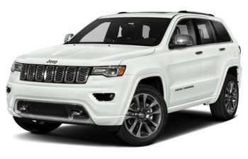 2021 Jeep Grand Cherokee - Bright White