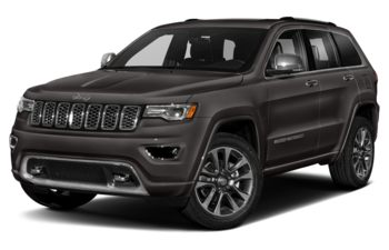 2021 Jeep Grand Cherokee - Granite Crystal Metallic