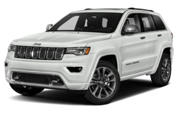 2021 Jeep Grand Cherokee - Ivory Tri-Coat Pearl