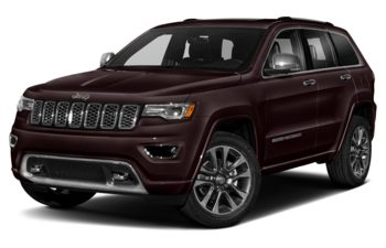 2021 Jeep Grand Cherokee - Ultraviolet Metallic