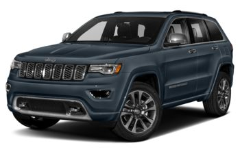 2021 Jeep Grand Cherokee - Slate Blue Pearl