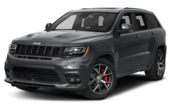 2017 Jeep Grand Cherokee - Granite Crystal Metallic