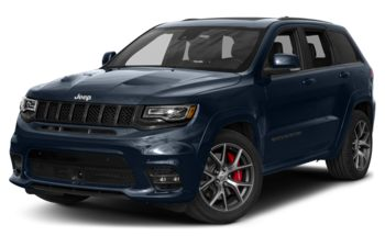 2017 Jeep Grand Cherokee - True Blue Pearl