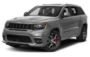 2017 Jeep Grand Cherokee - Billet Metallic