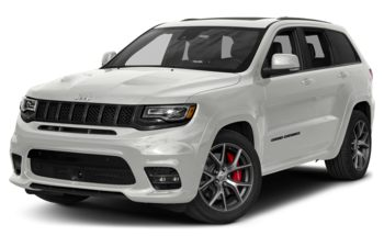 2017 Jeep Grand Cherokee - Ivory Tri-Coat Pearl