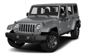 2018 Jeep Wrangler JK Unlimited - Billet Metallic