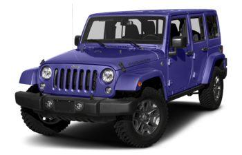 2018 Jeep Wrangler JK Unlimited - Xtreme Purple Pearl