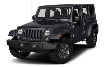 2018 Jeep Wrangler JK Unlimited - Rhino