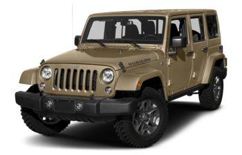 2018 Jeep Wrangler JK Unlimited - Gobi