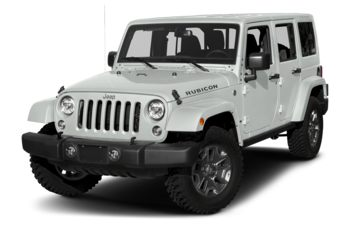 2018 Jeep Wrangler JK Unlimited - Bright White