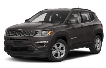 2018 Jeep Compass - Granite Crystal Metallic