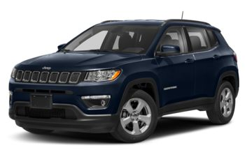 2018 Jeep Compass - Jazz Blue Pearl