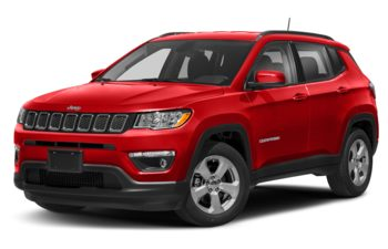 2019 Jeep Compass - Spitfire Orange