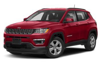 2019 Jeep Compass - Redline Pearl