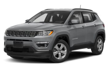 2018 Jeep Compass - Billet Metallic