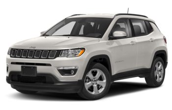 2019 Jeep Compass - White
