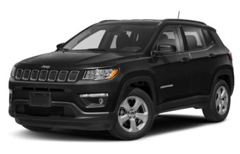 2018 Jeep Compass - Diamond Black Crystal Pearl