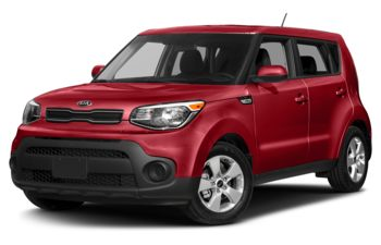 2019 Kia Soul - Inferno Red