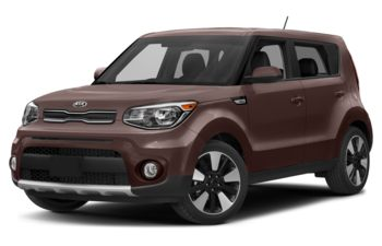2018 Kia Soul - Caffeine Brown