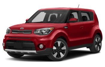2018 Kia Soul - Inferno Red