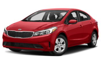 2018 Kia Forte - Radiant Red Metallic
