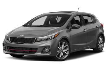 2018 Kia Forte - Urban Grey Metallic